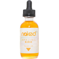 Жидкость Naked 60 мл Amazing Mango 0 мг/мл VG/PG 70/30