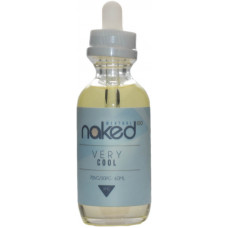 Жидкость Naked 60 мл Very Cool 0 мг/мл VG/PG 70/30