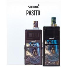 Smoant Pasito Kit Black 1100mAh 3 ml Чёрный