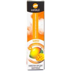 Вейп INHALE Mango 5% Одноразовый