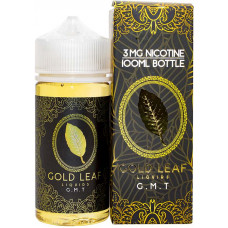 Жидкость Gold Leaf 100 мл G.M.T. 3 мг/мл
