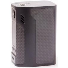 Мод Reuleaux RX300 Carbon 300W TC Черный карбон Без Аккумулятора (Батарейный мод Wismec)