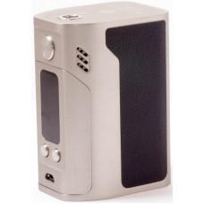 Мод Reuleaux RX300 300W TC Серебро Без Аккумулятора (Батарейный мод Wismec)