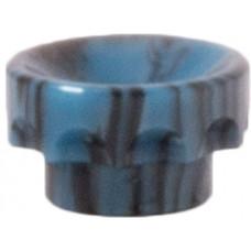 Дрип тип Дельярин ZHANDOU 810 Голубой (drip tip 510) SL-7M048