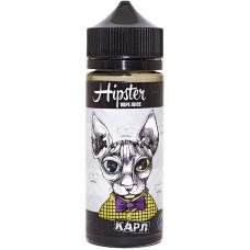 Жидкость Hipster 120 мл Карл 0 мг/мл