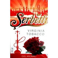 Табак Serbetli 50 г Роза (Rose)