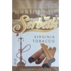 Табак Serbetli 50 г Корица (Cinnamon)