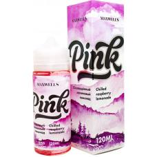 Жидкость Maxwells 120 мл Pink 0 мг/мл Охлажденный малиновый лимонад