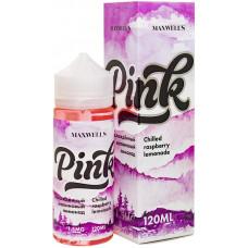 Жидкость Maxwells 120 мл Pink 1.5 мг/мл Охлажденный малиновый лимонад