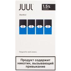 Картридж JUUL Bold Menthol 4 шт 0.7 мл 18 мг
