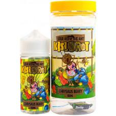 Жидкость Kislorot 100 мл Chrysalis Berry 3 мг/мл