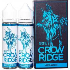 Жидкость Crow Ridge 2*60 мл Woodland Fox: Sour Sweet 0 мг/мл