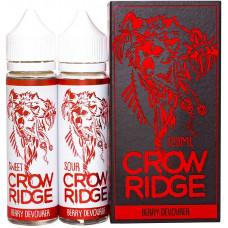 Жидкость Crow Ridge 2*60 мл Berry Devourer: Sour Sweet 0 мг/мл