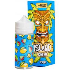 Жидкость The Mess 100 мл Island Dream 0 мг/мл Манго гуава