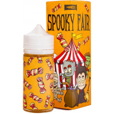 Жидкость The Mess 100 мл Spookie Fair 0 мг/мл Тыквенные леденцы