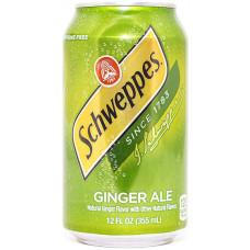 Напиток Schweppes Имбирный Эль 355 мл