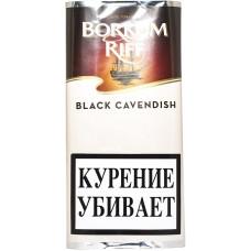 Табак трубочный BORKUM RIFF Black Cavendish (Боркум Риф Блек Кавендиш) 40 г.