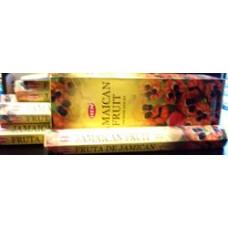 Благовония HEM Ямайские Фрукты Jamaican Fruit Аромапалочки Hexa