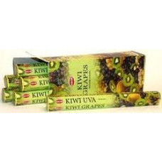 Благовония HEM Киви Виноград Kiwi Grapes Аромапалочки Hexa