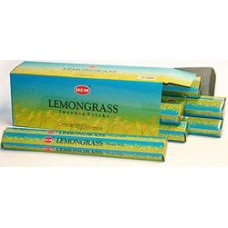 Благовония HEM Лимонник Lemongrass Аромапалочки Hexa