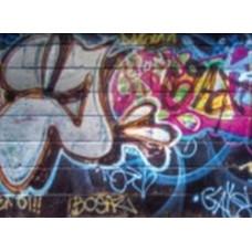 Наклейка на корпус 50W Граффити