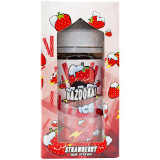Жидкость Bazooka 200 мл Ice Strawberry Sour Straws 3 мг/мл