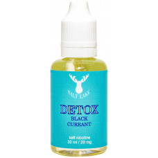 Жидкость Detox Salt Lake 30 мл Black Currant 20 мг/мл