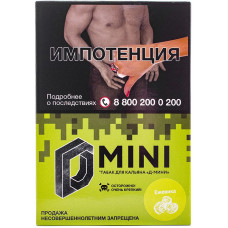 Табак D Mini 15 г Ежевика