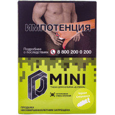 Табак D Mini 15 г Черная Смородина