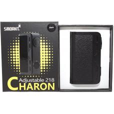 Мод Charon Adjustable 218W 18650*2 Черный (без аккумулятора!батарейный мод Smoant)