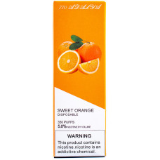 Вейп Adalya Sweet Orange 5% Одноразовый