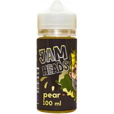Жидкость Jam Heads 100 мл Pear 3 мг/мл