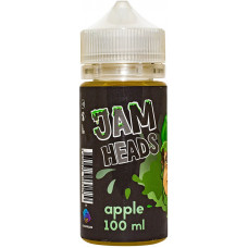 Жидкость Jam Heads 100 мл Apple 3 мг/мл