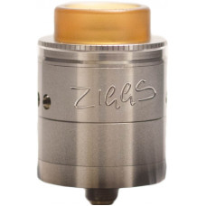Бакомайзер Ziggs 24 RDTA Стальной 2.5 мл (ADVKEN)