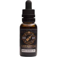 Жидкость Good Vape GreatFog 30 мл Macho Gustard 3 мг/мл