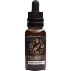 Жидкость Good Vape GreatFog 30 мл Macho Gustard 1.5 мг/мл