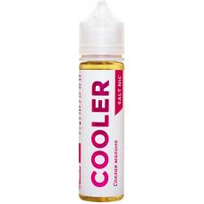 Жидкость Cooler Salt 60 мл Спелая Малина 20 мг/мл