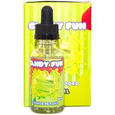 Жидкость Candy Fun 120 мл (4*30) Сочное Яблоко 3 мг/мл