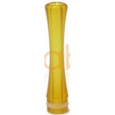 Дрип тип Дельярин Удлиненный Желтый (drip tip 510) PLA09