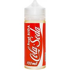 Жидкость Fresh Soda 120 мл Cola Soda 3 мг/мл