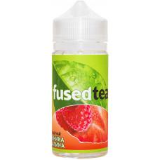 Жидкость Fused Tea Зеленый Чай 100 мл Клубника Малина