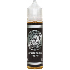 Жидкость Saint Theodore 60 мл (Новая) Карамельный Табак 6 мг/мл
