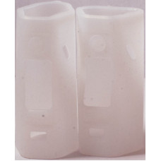 Чехол для Reuleaux RX2/3 силикон Белый 2 шт
