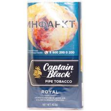 Табак трубочный Captain Black Royal 42.5 г (кисет)