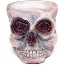 Чаша KITE Phunnel Skull Indigo Череп Меняет Цвет при Нагреве