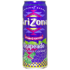 Напиток Arizona Iced Tea Виноград 680 мл