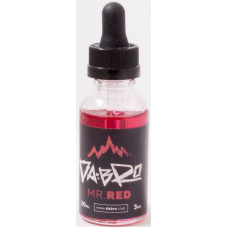 Жидкость DA:BRO 30 мл Mr.Red 3 мг/мл