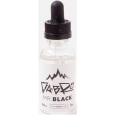 Жидкость DA:BRO 30 мл Mr.Black 3 мг/мл
