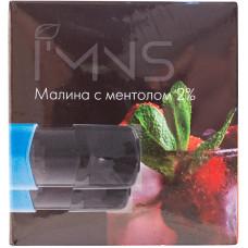 Картридж IMNS Малина с ментолом 2 шт 1.6 мл 20 мг