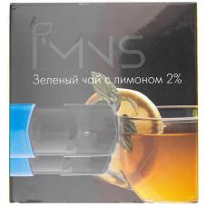 Картридж IMNS Зеленый чай с лимоном 2 шт 1.6 мл 20 мг